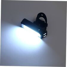 100LM LED USB Rechargeable Head Light Flash Bicycle Bike Tail Safety Lamp OV