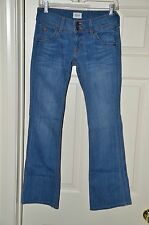 Hudson Petite Signature Bootcut Jeans - Medium  Wash -  Size 25 x 31 Inseam