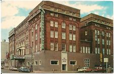 Sheraton-Cataract Hotel in Sioux Falls SD Postcard