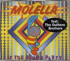 Molella feat. The Outhere Brothers - If You Wanna Party - CDM - 1995 - Eurodance