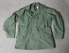 Vintage 1977 COLD WEATHER FIELD COAT M-65 Mens Medium Regular Military OG-107