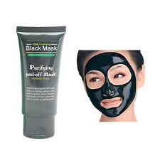 Deep Cleaning Skin Acne Treatment Black Mud Face Mask Blackhead Removal 50g New