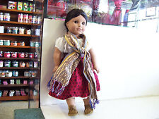 American Girl doll--JOSEFINA--Doll And Outfit--No Box