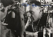 "Dennis Hopper ""Indian Runner"" Autogramm signed 13x18 cm Bild s/w"