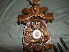 BLACK FOREST Region CUCKOO CLOCK~ W. Germany VINTAGE ORIGINAL