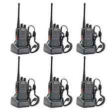 BaoFeng BF-888S Two Way Radio (Pack of 6) new free shipping