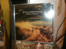 YELLOWSTONE,FILM SOUNDTRACK,MUSIC BY BILL CONTI,RARE CD