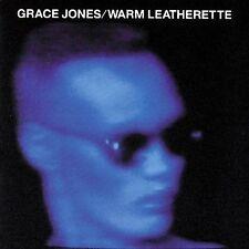 GRACE JONES Warm Leatherette CD BRAND NEW