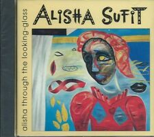 ALISHA SUFIT - ALISHA THROUGH THE LOOKING-GLASS 93 UK FOLK MAGIC CARPET SEALD CD
