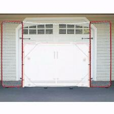EZ Goal Ice Hockey Net Perimeter Backstop Kit 10' x 6' Netting Protective Goal