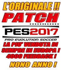 ORIGINAL PATCH PES 2017 PS3 - OPTION FILE - PES 100% ORIGINAL- BEST SELLER !!!