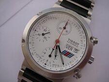 TISSOT SUPER COLLECTABLE MARTINI RACING AUTOMATIC CHRONOGRAPH VALJOUX 7750