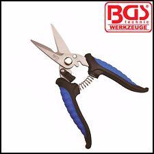 BGS - Stainless Steel Multi Purpose Scissors, Heavy Duty 180 mm Long, Pro - 7962
