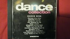 COMPILATION - DANCE COLLECTION. DANCE DIVA  (SABRINA NEJA...). DEAGOSTINI. CD