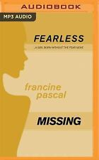 Fearless: Missing 14 by Francine Pascal (2016, CD, Unabridged)