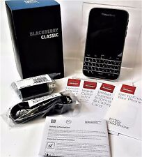 NEW BlackBerry Classic - 16GB - Black Unlocked (Verizon) Smartphone 4G LTE Touch