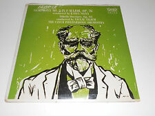 DVORAK New Unopened MINT Sealed Sejna Talich Symphony No 3 Othello Czech Artia