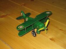 Curtiss, amerikanischer Jagdbomber, Doppeldecker, Blech