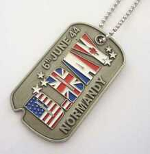 D.DAY (Commemorative Dog Tag)