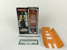 "custom Vintage Star wars 12"" luke skywalker ceremonial box + inserts"