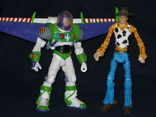 Custom lot Marvel Legends/Disney Toy Story-Buzz Lightyear and Woody