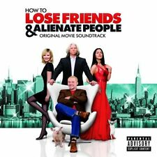 How To Lose Friends & Alienate People (Soundtrack) (NEW CD) Kinks Killers Duffy