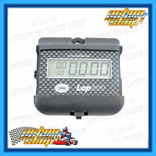 "GO KART "" LAPFAST RACING LAP TIME "" MAGNETIC SENSOR ENGINE HOURS RUBBER MOUNTED"