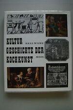Kultur Geschichte der Kochkunst Kochbücher Rezepte aus zwei Jahrtausenden 1970