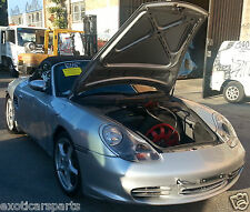PORSCHE  BOXSTER 986 2005 ROADSTER  2.7L ENGINE, 5SP MANUAL - WRECKING FOR PARTS