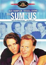 The Sum of Us ~ Russell Crowe Jack Thompson ~ DVD ~ FREE Shipping Within USA