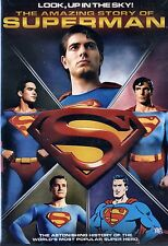 BRAND NEW DVD / Look, Up In The Sky! -  Amazing Story Of Superman // 110 MINUTES