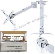 Universal Extendable Projector Ceiling Mount Tilt Portable Bracket  SKU#852