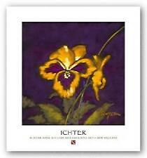 ART PRINT Winter Song No 2 Robert John Ichter