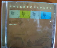 Robert Calvert Ejection Live Cardiff 1988 CD NEW SEALED Hawkwind