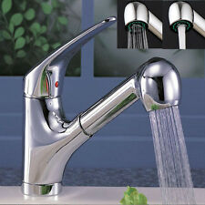 Kitchen Spray Sink Faucet Sprayer Shower Pull Out Replace Head