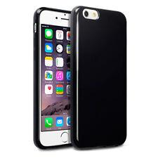 Original Apple iPhone 6 & 6S  Case With Hybrid Flex Gel Rugged Bumper Tech Black