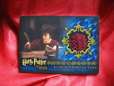 HARRY POTTER Chamber of Secrets COS Movie Costume Prop Card Daniel Radcliffe C12