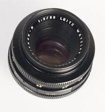 Leitz Summicron 50 mm 1:2 pour Leica R