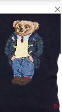 Ralph Lauren Polo Bear Men's Sweater XL - 1st Quality