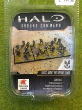 UNSC Army Weapons Unit For Halo Ground Command By Spartan Games
