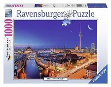 RAVENSBURGER*PUZZLE*DEUTSCHLAND COLLECTION*1000 TEILE*BERLIN BEI NACHT*OVP