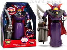 "New! Disney Toy Story Emperor Zurg 15"" Talking Action Figure Toy"