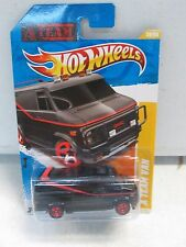 2010 Hot Wheels A Team Van
