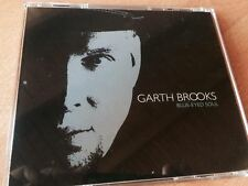 """Garth Brooks """"Classic Rock"""" & """"Blue-Eyed Soul"""" Double CD Special Edition LN"""