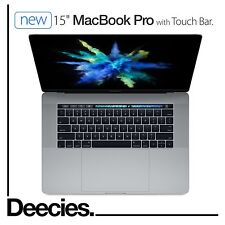 "NUOVO Apple Retina MACBOOK PRO 15"" Touch ID Della Barra 2.7ghz i7 skylake 16gb 512gb 2016"
