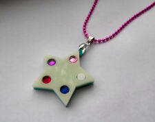 Crystal Temple's Star - Steven Universe Necklace