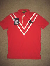 Ralph Lauren Japan Rugby Polo shirt (Small) Red