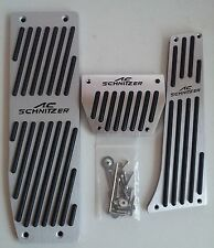 NEU AC Schnitzer alu pedal satz set automatic BMW E36 E46 E81 E87 E90 E91 E92 M3