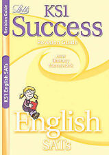 KS1 English: Revision Guide by Letts Educational (Paperback) £4.99 #KS1/5