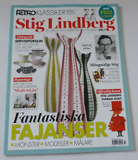 Retro Classics STIG LINDBERG Part 1 Special edition Swedish MAGAZINE